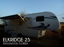 Used 2012  Heartland RV ElkRidge 25