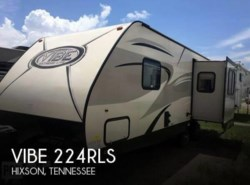 Used 2016  Forest River Vibe 224RLS by Forest River from POP RVs in Sarasota, FL