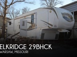 Used 2011  Heartland RV ElkRidge 29BHCK