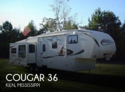 Used 2011  Keystone Cougar 36 by Keystone from POP RVs in Sarasota, FL