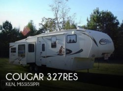 Used 2011  Keystone Cougar 327RES