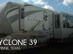 Used 2012  Heartland RV Cyclone 39 by Heartland RV from POP RVs in Sarasota, FL