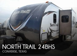 Used 2015  Heartland RV North Trail  24BHS by Heartland RV from POP RVs in Sarasota, FL