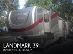 Used 2010  Heartland RV Landmark 39 by Heartland RV from POP RVs in Sarasota, FL