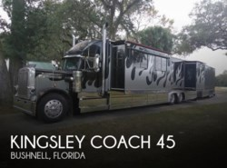 Used 2001  Kingsley Coach  45 by Kingsley Coach from POP RVs in Sarasota, FL