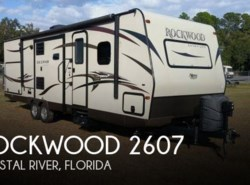 Used 2015 Forest River Rockwood 2607 available in Sarasota, Florida
