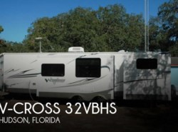 Used 2012  Forest River V-Cross 32VBHS