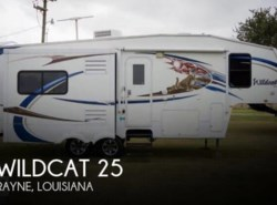 Used 2011 Forest River Wildcat 25 available in Sarasota, Florida