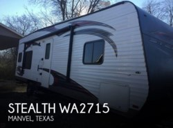 Used 2014  Forest River Stealth WA2715