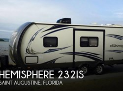 Used 2014  Forest River  Hemisphere 232IS by Forest River from POP RVs in Sarasota, FL