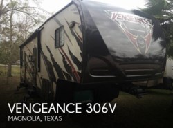 Used 2013  Forest River Vengeance 306V
