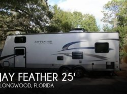 Used 2015  Jayco Jay Feather x254 Travel Trailer by Jayco from POP RVs in Sarasota, FL