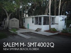 Used 2014 Forest River Salem M- SMT4002Q available in Sarasota, Florida