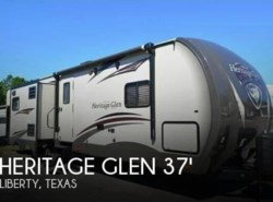 Used 2014  Forest River  Heritage Glen WBT 300 BH by Forest River from POP RVs in Sarasota, FL
