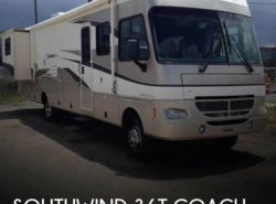 Used 2003  Fleetwood Southwind 36T Coach by Fleetwood from POP RVs in Sarasota, FL