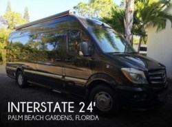 Used 2016  Airstream Interstate Interstate Lounge EXT by Airstream from POP RVs in Sarasota, FL