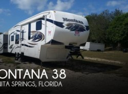 Used 2010  Keystone Montana 38 by Keystone from POP RVs in Sarasota, FL