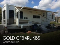Used 2003  Alfa Gold GF34RLIKBS by Alfa from POP RVs in Sarasota, FL
