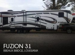 Used 2013  Keystone Fuzion 31 by Keystone from POP RVs in Sarasota, FL