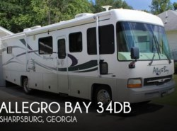 Used 2002 Tiffin Allegro Bay 34DB available in Sarasota, Florida