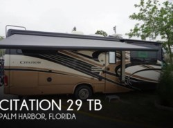 Used 2014 Thor Motor Coach Citation 29 TB available in Sarasota, Florida