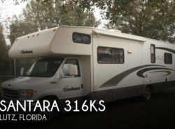 Used 2002 Coachmen Santara 316KS available in Sarasota, Florida