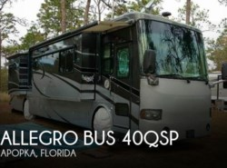 Used 2007 Tiffin Allegro Bus 40QSP available in Sarasota, Florida