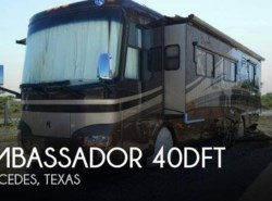 Used 2007 Holiday Rambler Ambassador 40DFT available in Mercedes, Texas