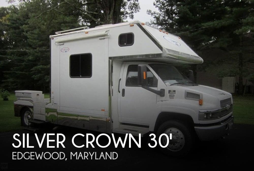 2008 Silver Crown RV Silver Crown Pony Xpress Toterhome - 8' Box Model for  Sale in Edgewood, MD 21040 | 145422