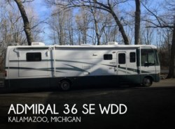 Used 2002 Holiday Rambler Admiral 36 SE WDD available in Sarasota, Florida