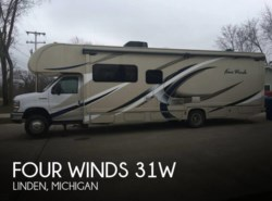 Used 2017 Thor Motor Coach Four Winds 31W available in Linden, Michigan