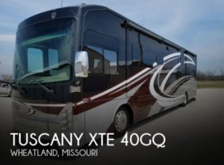 Used 2015 Thor Motor Coach Tuscany XTE 40GQ available in Wheatland, Missouri