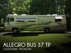 Used 2000 Tiffin Allegro Bus 37 TP available in Caledonia, Michigan