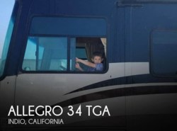 Used 2008 Tiffin Allegro 34 TGA available in Indio, California
