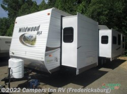 Used 2012  Forest River  FOREST RIVER Wildwood by Forest River from Campers Inn RV in Stafford, VA