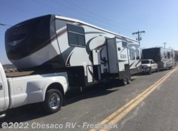 New 2016  Heartland RV Edge EG 357 by Heartland RV from Chesaco RV in Frederick, MD