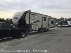 New 2017  Forest River Sandpiper 371REBH by Forest River from Chesaco RV in Frederick, MD