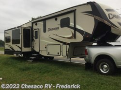 New 2017  Prime Time Crusader 340RST by Prime Time from Chesaco RV in Frederick, MD