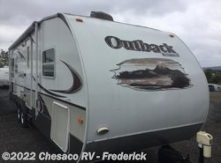Used 2008  Keystone  KEYSTONE OUTBACK by Keystone from Chesaco RV in Frederick, MD