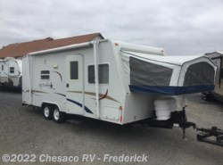 Used 2006  Jayco Jay Feather 23B by Jayco from Chesaco RV in Frederick, MD