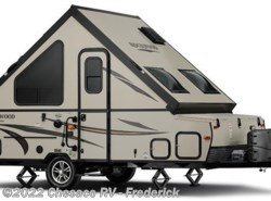 New 2017  Forest River Rockwood A122 by Forest River from Chesaco RV in Frederick, MD
