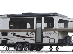 New 2017  Forest River Rockwood HW276 by Forest River from Chesaco RV in Frederick, MD