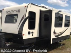 New 2018 Keystone Sprinter 30FL available in Frederick, Maryland