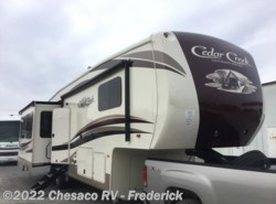 New 2018 Forest River Cedar Creek 34RL2 available in Frederick, Maryland