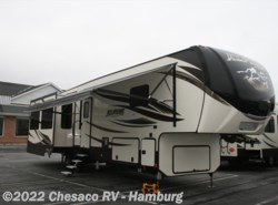 New 2017  Keystone Alpine 3536RE by Keystone from Chesaco RV in Shoemakersville, PA