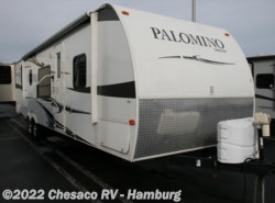 Used 2012  Forest River  FOREST RIVER PALAMINO by Forest River from Chesaco RV in Shoemakersville, PA