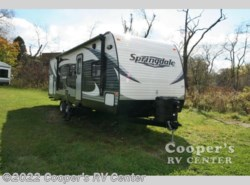 New 2014  Keystone Springdale 295RBSSR by Keystone from Cooper's RV Center in Apollo, PA