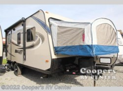 New 2017  Keystone Bullet Crossfire 1650EX by Keystone from Cooper's RV Center in Apollo, PA