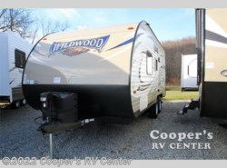 New 2017  Forest River Wildwood X-Lite 171RBXL by Forest River from Cooper's RV Center in Apollo, PA