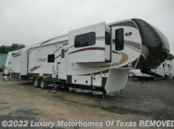 Used 2013  Dutchmen Infinity 40ft 5 Slide Front Living by Dutchmen from Luxury Motorhomes Of Texas in Krum, TX